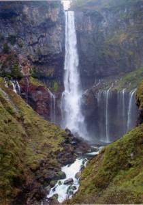 想い出の滝